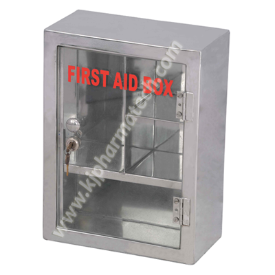SS  First Aid Box