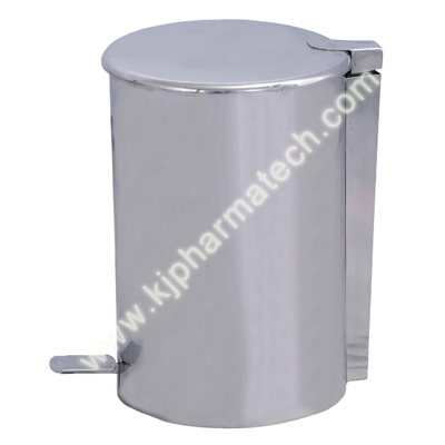 SS Foot Oprated Dustbin