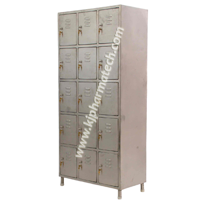 SS Garments Cabinet