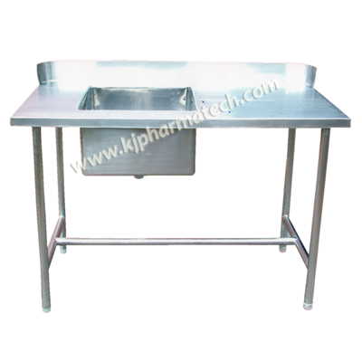 SS WASH BASIN SINK UNIT